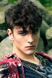 short hairstyle curly on top top 5 curly hairstyles for men curly hairstyles man style and curly
