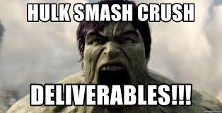 Memes De Hulk - hulk smash crush deliverables incredible hulk meme generator