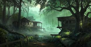 forest house dark forest house wallpapers hd desktop and mobile backgrounds