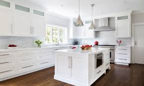 white kitchen cabinet hardware ideas 13 kitchen hardware trends for 2021 the flooring