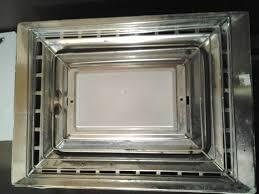 Nutone Bathroom Heater Lighting Gallery Net Odd Stuffs Older Nutone Light U0026 Rod Heater