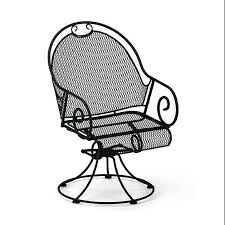 cr4 thread can outdoor wrought iron rocking chairs be repaired