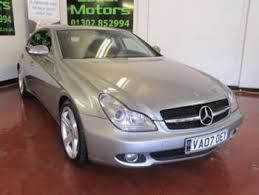 mercedes doncaster buy second mercedes cls class cars in doncaster