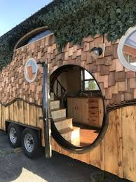 incredible tiny homes hobbit hole by incredible tiny homes hobbit hole hobbit and doors