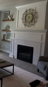 subway tile fireplace home u2013 tiles