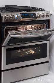 Samsung Cooktops Electric Cooking In The Kitchen With The Samsung Flex Duo Gas Range