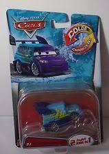 disney cars color changers dj 2 paint jobs in 1 htf ebay