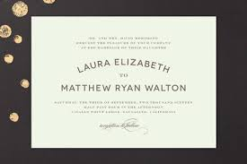 wedding invitations minted wedding invitations miami gangcraft net