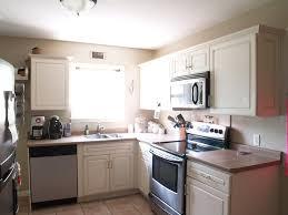 updated chalk paint kitchen cabinets trendshome design styling