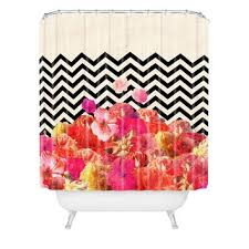 Pink Chevron Curtains Best Green Chevron Curtains Products On Wanelo