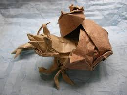 26 great origami models for when you u0027re feeling a bit crabby