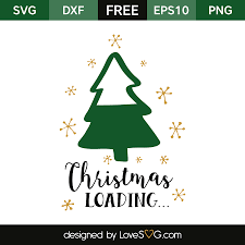 christmas loading lovesvg com