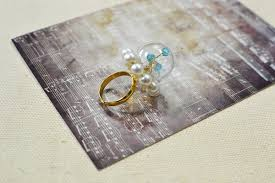 Make Wedding Ring by How To Make A Creative Wedding Ring A Special Gift For Your