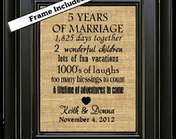 5th wedding anniversary gift inspirational 5th wedding anniversary gift ideas b93 in images