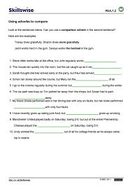 adverb practice worksheet free worksheets library download and