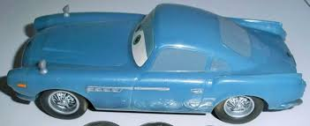 fin mcmissile free disney pixar mattel cars finn mcmissile all plastic car