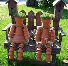 95 best pot people images on pinterest clay pot people flower
