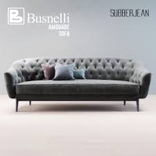 Busnelli Busnelli Amouage Sofa 3d Model Turbosquid 1150695