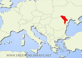 where is moldova on the map where is moldova located on the world map