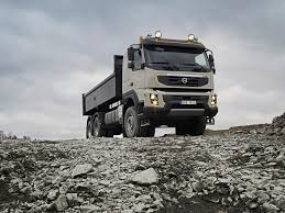 new volvo fmx truck details and photos released autoevolution
