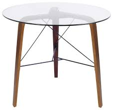 Mid Century Dining Room Furniture Trilogy Table Midcentury Dining Tables By World Modern Design