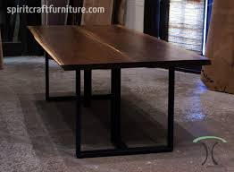 Living Edge Dining Table Live Edge Slab Dining Tables Walnut Slabs And Tops