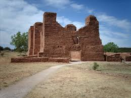 Abandoned Places In New Mexico by Quarai Wikipedia
