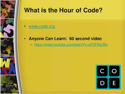 apply math concepts prek 12 with an hour of code