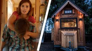 Tiny House For 5 People Try Living In A Tiny House Youtube
