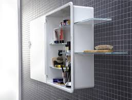 bathroom modern wall cabinets white slim mounted hung astralboutik