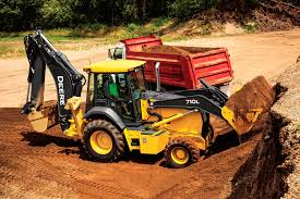 l series backhoe portfolio now includes 710l john deere us