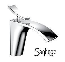 badezimmer armaturen modern design einhebel badezimmer bad armatur waschbecken chrom