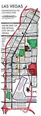 Mccarran Airport Map This Las Vegas Infographic Shows Hotels And Their Ratings On The