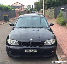 black bmw 1 series bmw 1 series for sale in australia