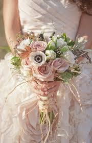 Shabby Chic Bridal Bouquet by 22 Rustic Wedding Details U0026 Ideas You Can U0027t Miss For 2017