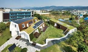 how to build a eco friendly house eco friendly house in south korea design inspirations home