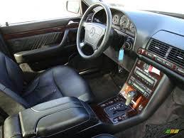 1999 black mercedes black interior 1999 mercedes s 420 sedan photo 42455739