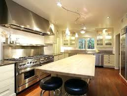 Ceiling Track Lighting Kitchen Track Lighting Yourself Ideas Greenwal Site