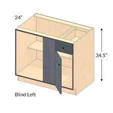 how big is a corner base cabinet blb3639 l shaker maple slate blind corner base cabinet 1 door 1 drawer frameless assembled kitchen cabinet