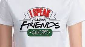friends tv quotes t shirts kamos t shirt