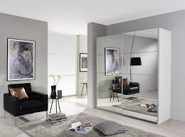 Schlafzimmer Schrank Amazon Rauch Schwebetürenschrank Kleiderschrank Mit Spiegelfront Korpus