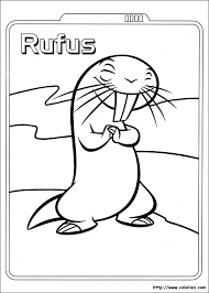 mole rat 20 animals u2013 printable coloring pages