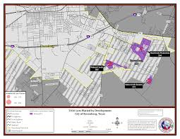 City Of Austin Development Map by Maps Rosenberg Texas