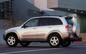 2003 toyota rav4 information and photos zombiedrive