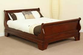King Size Headboard And Footboard Solid Wood King Size Headboard Throughout Beds With