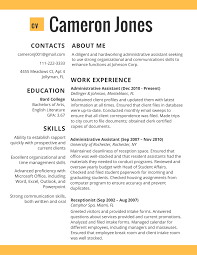 types of resume formats hybrid format examples combination by p