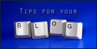 """blogging tips"""