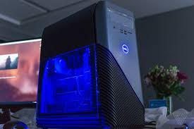 Gaming Desk Top Dell S Budget Gaming Pc Won T Be Budget By The Time You Spec It