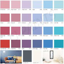Blue Ash Color by Jotun Majestic Matt 5l Interior Paint Classic Colors 2 11street
