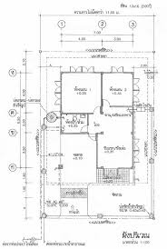 intricate home floor plans thailand 4 thai architects house plans